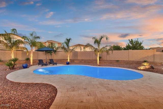 4909 S Quiet Way, Gilbert, AZ 85298 (MLS #6100591) :: Lux Home Group at  Keller Williams Realty Phoenix