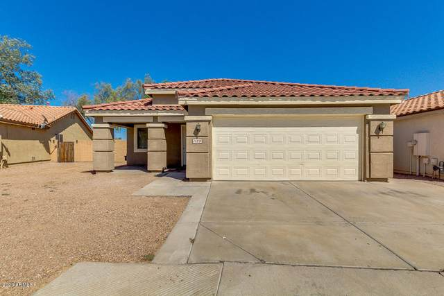1123 S 53RD Place, Mesa, AZ 85206 (MLS #6100605) :: Lux Home Group at  Keller Williams Realty Phoenix