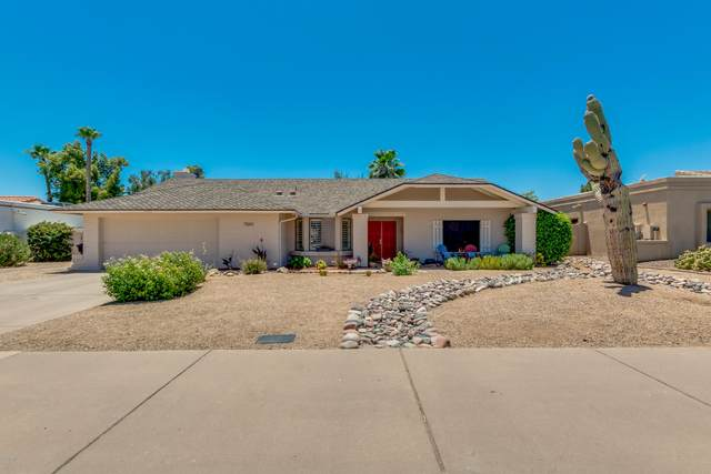 7543 E Charter Oak Road, Scottsdale, AZ 85260 (MLS #6100614) :: Devor Real Estate Associates