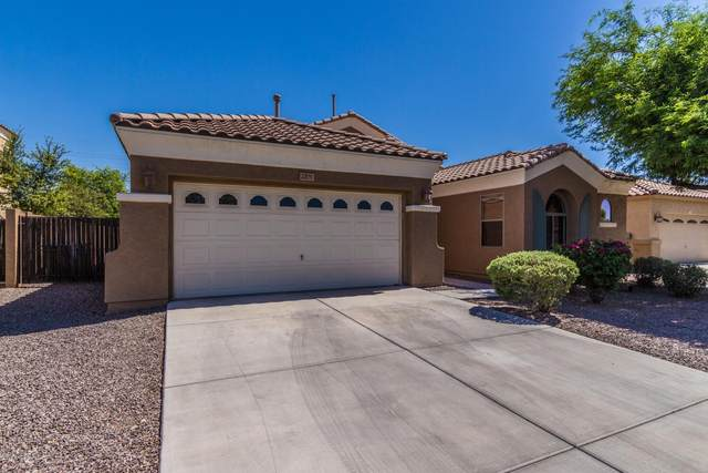 2279 E Ebony Drive, Chandler, AZ 85286 (MLS #6100620) :: Homehelper Consultants