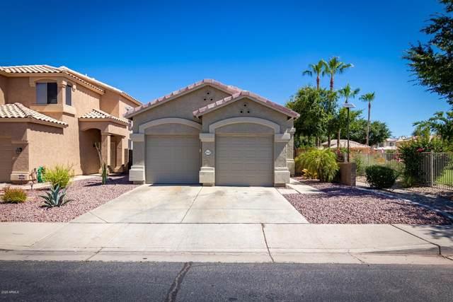 8410 W Salter Drive, Peoria, AZ 85382 (MLS #6100622) :: TIBBS Realty