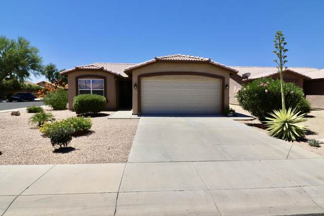 1485 E Augusta Avenue, Chandler, AZ 85249 (MLS #6100646) :: Homehelper Consultants