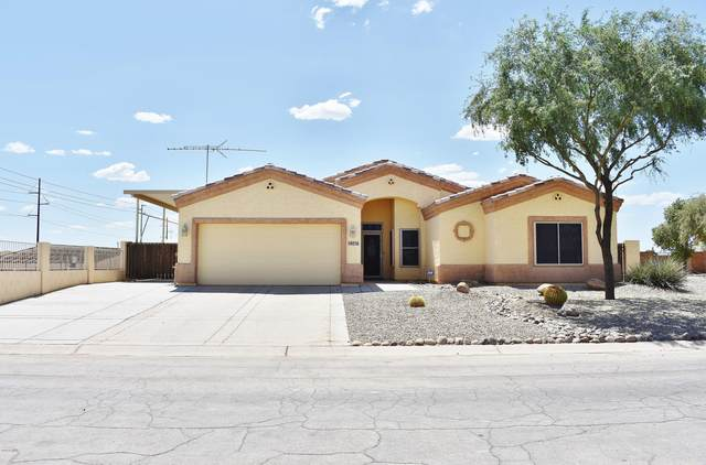 16030 S Placer Road, Arizona City, AZ 85123 (MLS #6100649) :: The Results Group