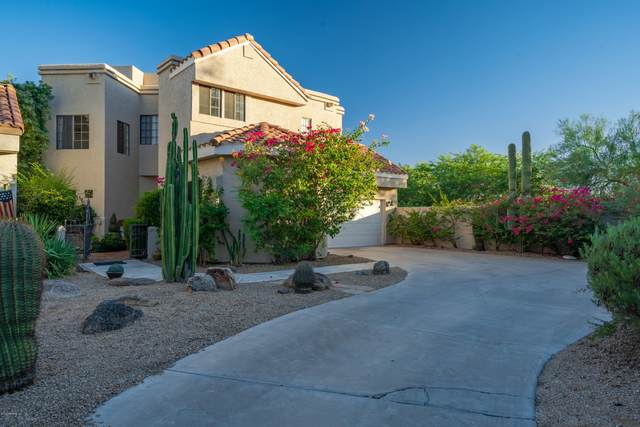 23505 N 75TH Place, Scottsdale, AZ 85255 (MLS #6100651) :: The W Group