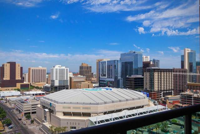 310 S 4TH Street #1803, Phoenix, AZ 85004 (MLS #6100668) :: TIBBS Realty