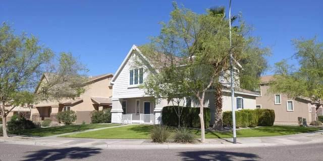 3942 W Carter Road, Phoenix, AZ 85041 (MLS #6100681) :: Brett Tanner Home Selling Team