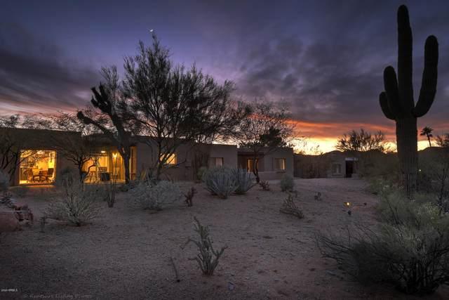37801 N Cave Creek Road #11, Cave Creek, AZ 85331 (MLS #6100684) :: The Laughton Team