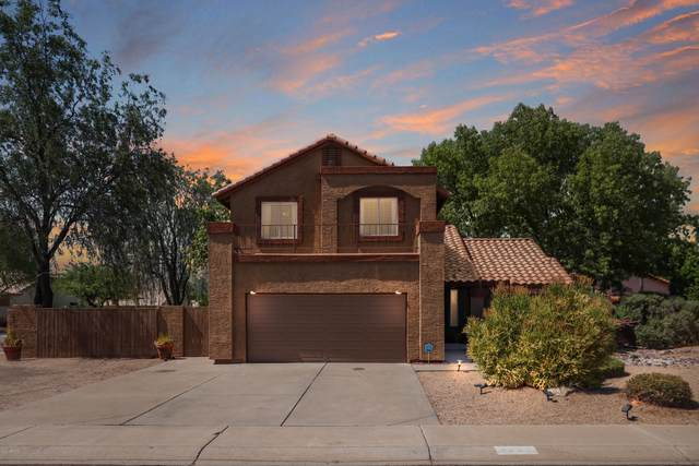 3602 E Taro Lane, Phoenix, AZ 85050 (MLS #6100708) :: The Daniel Montez Real Estate Group