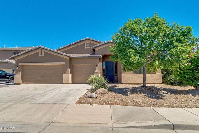 2102 E Carla Vista Place, Chandler, AZ 85225 (MLS #6100745) :: Openshaw Real Estate Group in partnership with The Jesse Herfel Real Estate Group