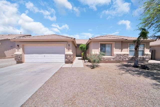 39873 N Telescomb Drive, San Tan Valley, AZ 85140 (MLS #6100747) :: Nate Martinez Team