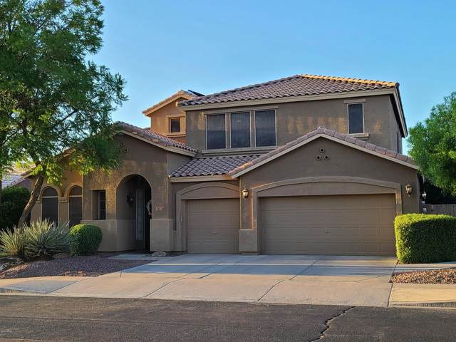 2701 S Joplin, Mesa, AZ 85209 (MLS #6100770) :: Arizona Home Group