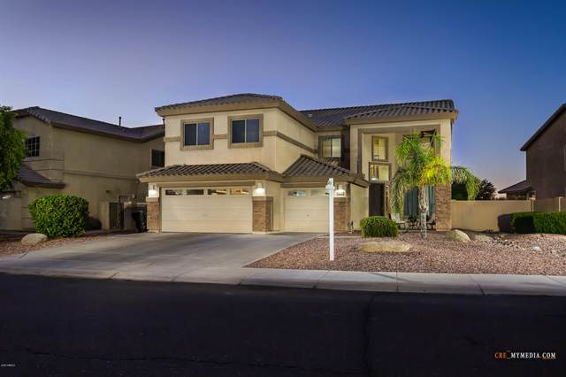 44278 W Windrose Drive, Maricopa, AZ 85138 (MLS #6100771) :: Midland Real Estate Alliance