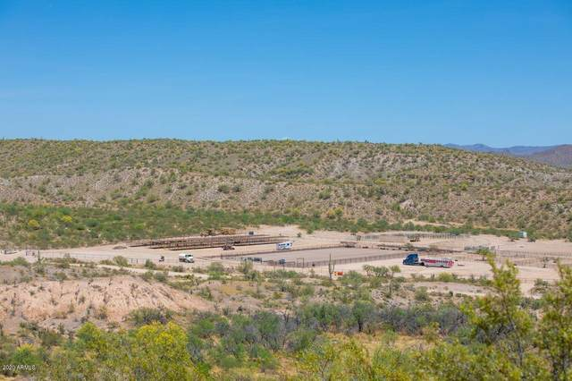 0000 S Scenic Loop Road, Wickenburg, AZ 85390 (MLS #6100780) :: Long Realty West Valley
