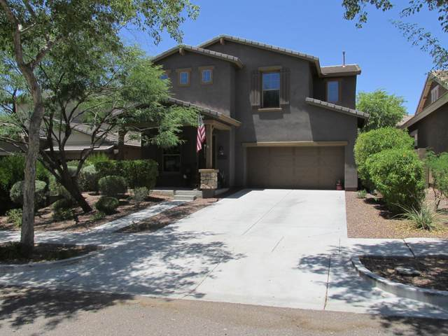 20902 W Wycliff Drive, Buckeye, AZ 85396 (MLS #6100799) :: Arizona Home Group
