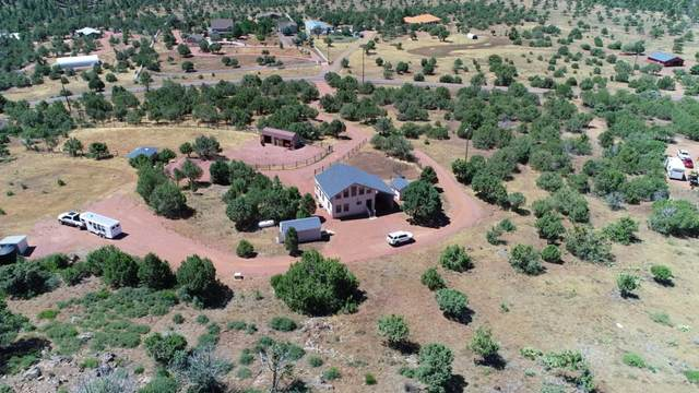 10490 W Fossil Creek Road, Strawberry, AZ 85544 (MLS #6100812) :: The Laughton Team