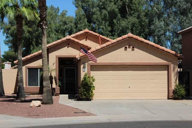 144 N Rock Street, Gilbert, AZ 85234 (MLS #6100817) :: Klaus Team Real Estate Solutions
