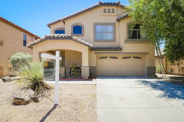 12805 W Roanoke Avenue, Avondale, AZ 85392 (MLS #6100821) :: The Laughton Team