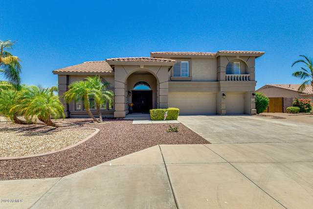 5525 N 131ST Drive, Litchfield Park, AZ 85340 (MLS #6100823) :: The Luna Team