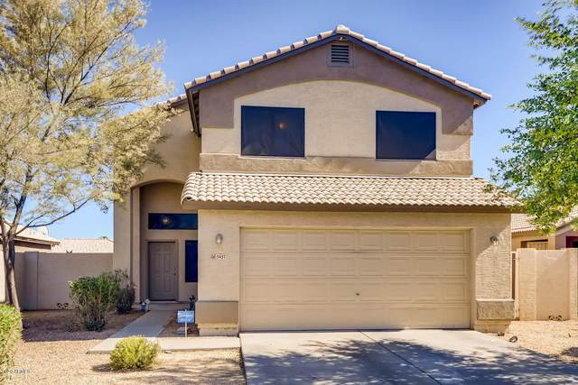 5457 W Augusta Avenue, Glendale, AZ 85301 (MLS #6100831) :: The Helping Hands Team