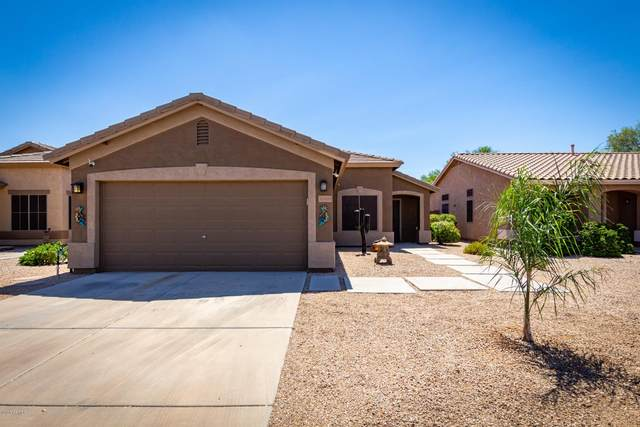 30430 N Sunray Drive, San Tan Valley, AZ 85143 (MLS #6100836) :: Nate Martinez Team