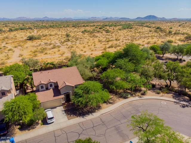 4009 E Prickly Pear Trail, Phoenix, AZ 85050 (MLS #6100842) :: Devor Real Estate Associates