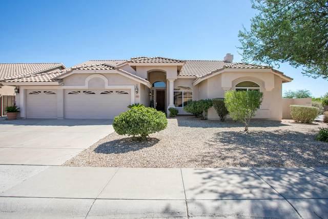 9245 E Topeka Drive, Scottsdale, AZ 85255 (MLS #6100864) :: The Carin Nguyen Team