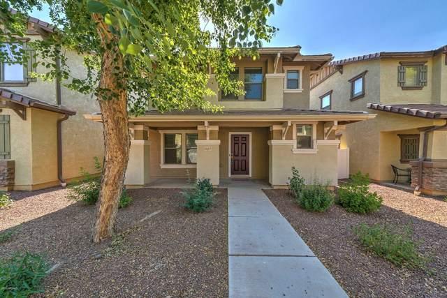 3927 E Jasper Drive, Gilbert, AZ 85296 (MLS #6100865) :: Conway Real Estate