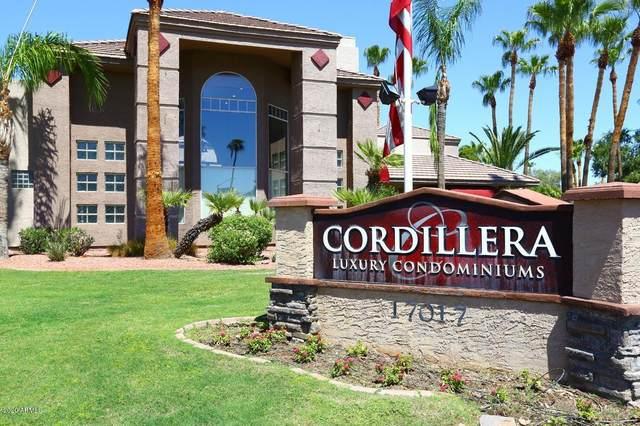 17017 N 12TH Street #1019, Phoenix, AZ 85022 (MLS #6100869) :: Brett Tanner Home Selling Team
