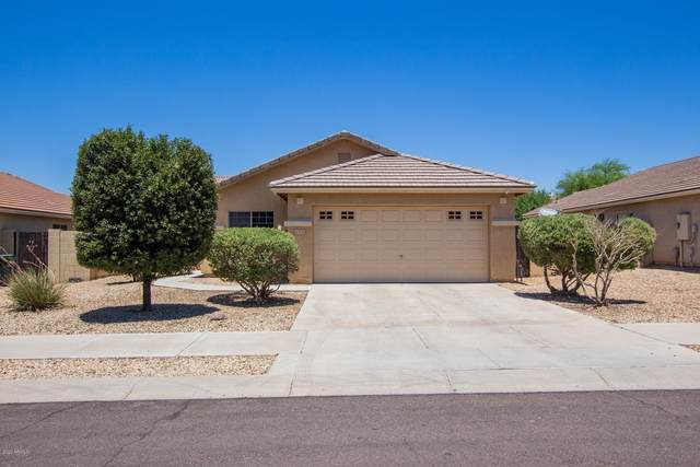 16526 W Tonto Street, Goodyear, AZ 85338 (MLS #6100878) :: Devor Real Estate Associates