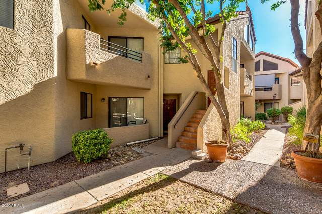 10301 N 70TH Street #215, Paradise Valley, AZ 85253 (MLS #6100880) :: Yost Realty Group at RE/MAX Casa Grande
