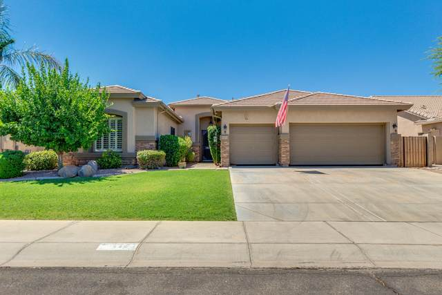 4253 E Andre Avenue, Gilbert, AZ 85298 (MLS #6100882) :: Openshaw Real Estate Group in partnership with The Jesse Herfel Real Estate Group