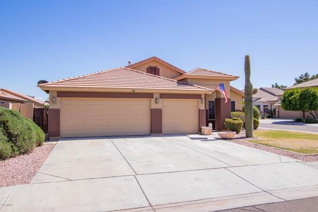 7933 W Ross Avenue, Peoria, AZ 85382 (MLS #6100883) :: Dave Fernandez Team | HomeSmart