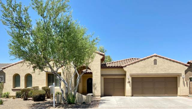 4190 S Pinnacle Place, Chandler, AZ 85249 (MLS #6100892) :: The Carin Nguyen Team
