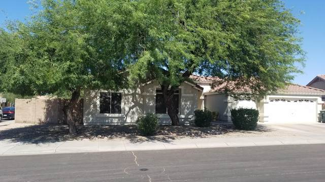 6617 S 19TH Street, Phoenix, AZ 85042 (MLS #6100922) :: Brett Tanner Home Selling Team