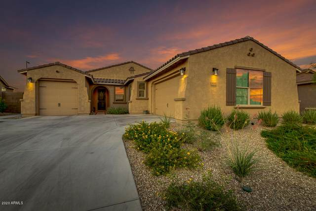 15217 S 182ND Lane, Goodyear, AZ 85338 (MLS #6100937) :: Devor Real Estate Associates