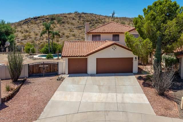 14420 S 40th Street, Phoenix, AZ 85044 (MLS #6100942) :: Lucido Agency