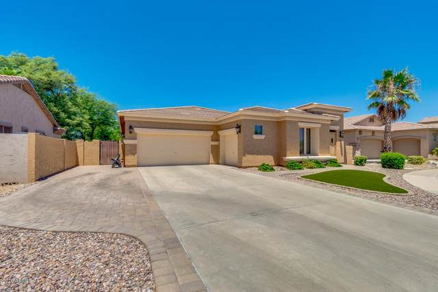 3224 E Gemini Court, Chandler, AZ 85249 (MLS #6100943) :: My Home Group
