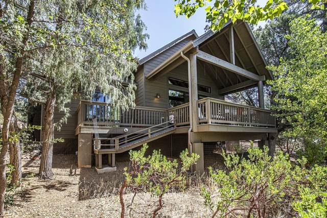 704 N Elk Run Circle, Payson, AZ 85541 (MLS #6100949) :: Dave Fernandez Team | HomeSmart