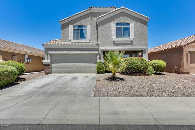 24022 W La Salle Street, Buckeye, AZ 85326 (MLS #6100956) :: The Property Partners at eXp Realty