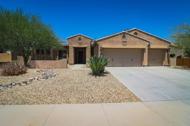 19416 W Colter Street, Litchfield Park, AZ 85340 (MLS #6100957) :: Long Realty West Valley