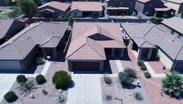 45989 W Barbara Lane, Maricopa, AZ 85139 (MLS #6100965) :: The Property Partners at eXp Realty