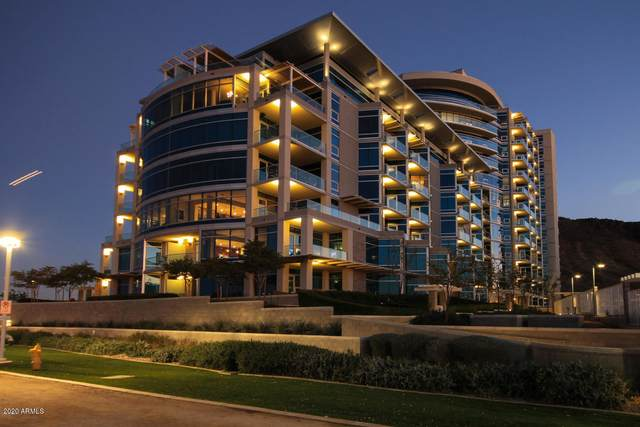 140 E Rio Salado Parkway #801, Tempe, AZ 85281 (MLS #6100986) :: Brett Tanner Home Selling Team