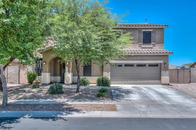 7568 W Rovey Avenue, Glendale, AZ 85303 (MLS #6100988) :: Service First Realty