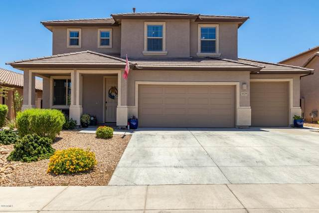 4439 W Alabama Lane, Queen Creek, AZ 85142 (MLS #6100990) :: The C4 Group