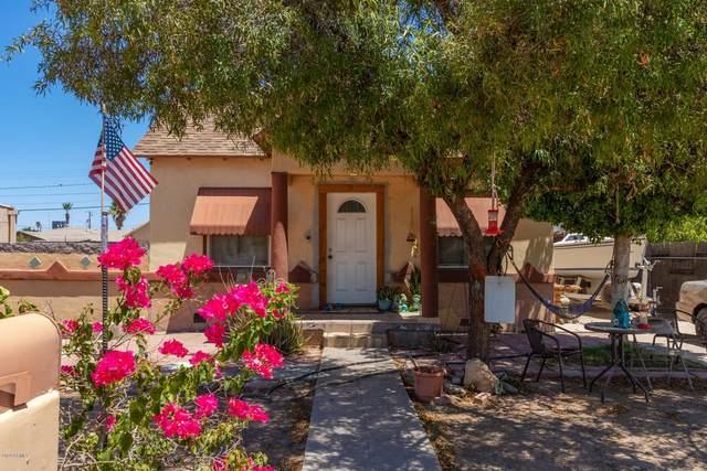 1424 E Garfield Street, Phoenix, AZ 85006 (MLS #6100999) :: Dijkstra & Co.