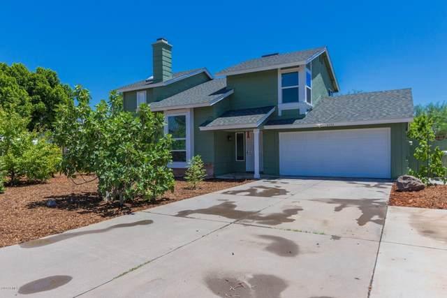 5733 W Villa Maria Drive, Glendale, AZ 85308 (MLS #6101016) :: Keller Williams Realty Phoenix