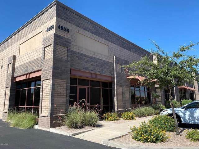 4858 E Baseline Road #109, Mesa, AZ 85206 (MLS #6101033) :: Klaus Team Real Estate Solutions