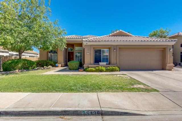 5439 E Nisbet Road, Scottsdale, AZ 85254 (MLS #6101034) :: Brett Tanner Home Selling Team