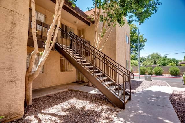 520 N Stapley Drive #253, Mesa, AZ 85203 (MLS #6101050) :: The Bill and Cindy Flowers Team