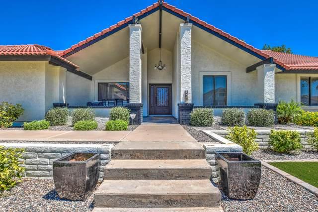1518 E Lynwood Street, Mesa, AZ 85203 (MLS #6101058) :: Devor Real Estate Associates